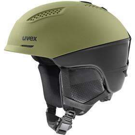 UVEX Ultra Pro Kask, leaf/black mat